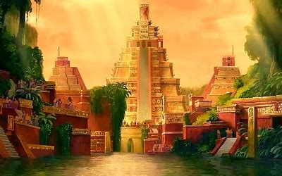 El Dorado - Mythical City of Gold | Mythology