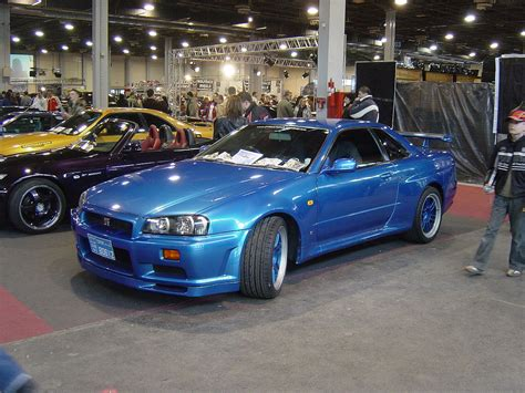 File:Tuning Show 2008 - 026 - Nissan Skyline (front)