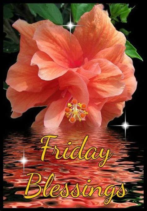 Friday Blessings Pictures, Photos, and Images for Facebook