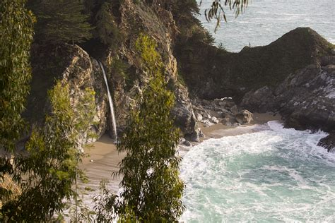 Big Sur's McWay Falls trail to undergo needed