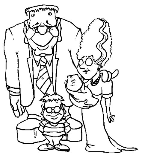 Mummy Coloring Pages - GetColoringPages