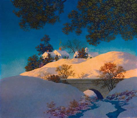 Maxfield Parrish The Doctrine of Divine Light — DOP