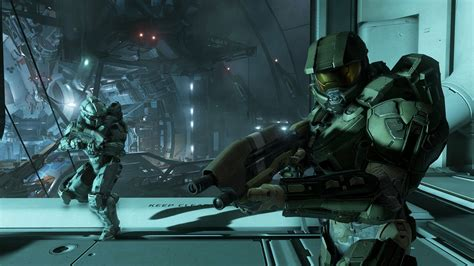 Halo 5: Guardians' story shows Master Chief at his most