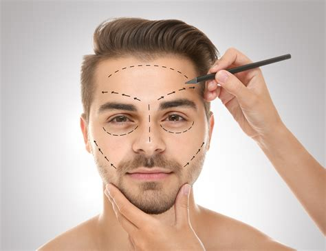 Study: Men who get facial plastic surgery are perceived as