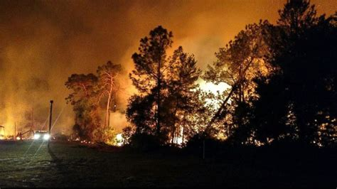 Forest fires continue to plague Florida - ABC News