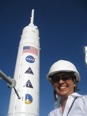 OLLU graduate part of team that launched Ares I-X moon