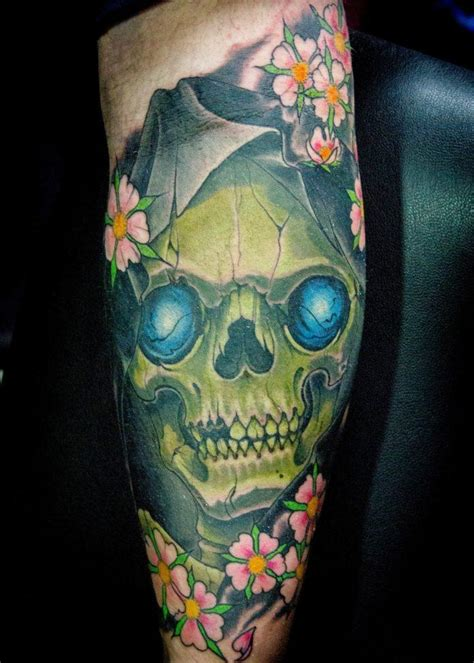Check out Tattoo Artist Ben Shaw's Dark and Dangerous