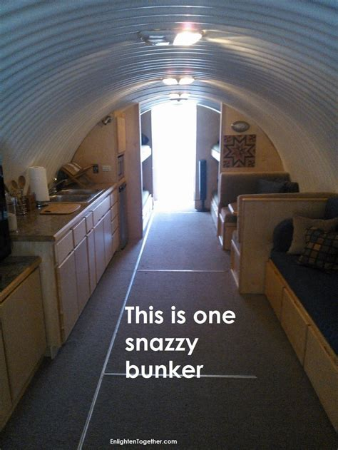15 Awesome Underground Bunker Designs | Underground homes