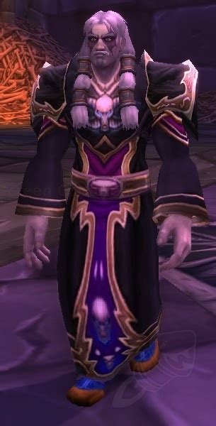 Noth the Plaguebringer - NPC - World of Warcraft