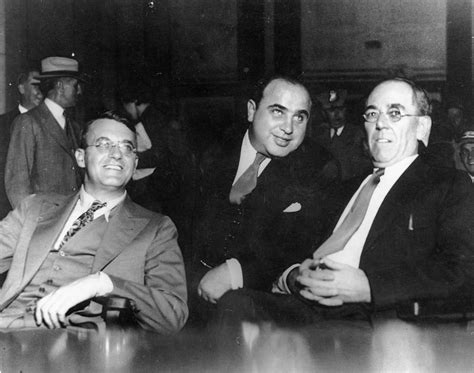 Albert Francis Capone, sonny capone's day in court seemed ...
