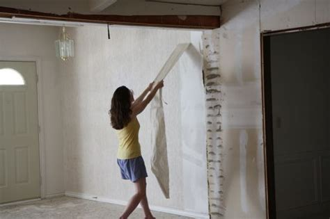 Prep Walls With Shellac Before Hanging Wallpaper