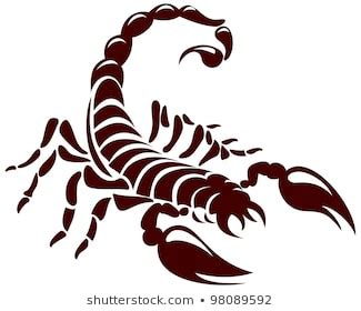 Scorpion Logo Images, Stock Photos & Vectors | Shutterstock