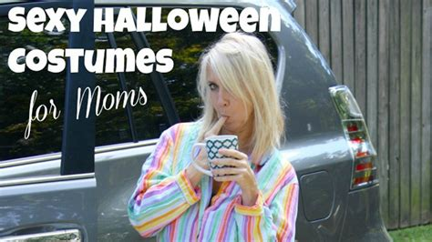 'Sexy Mom' Halloween costumes: Which one is right for you