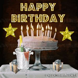 Happy Birthday Cake with Candles | attached images