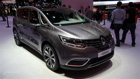 2015 Renault Espace Configurator Launched: Prices Start at