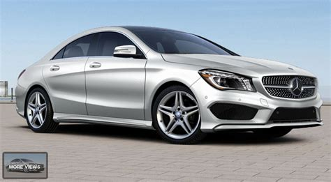 2014 Mercedes CLA250 Build-Your-Own Feature Goes Live
